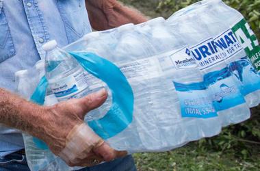 Drinking Water, Water Bottles