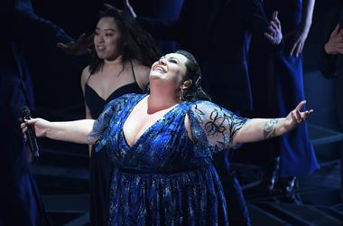 Keala Settle, 90th Academy Awards, Singing, Performance, The Greatest Showman