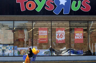Toys R Us, Store, Closing