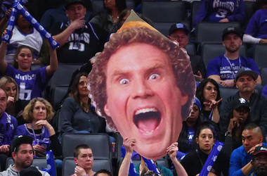 Buddy the Elf, Crowd, Poster, Face, Basketball Game, Elf