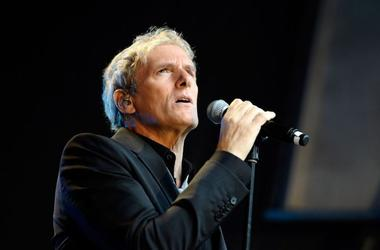 Michael Bolton, Concert, Singing, Black Shirt, 2018
