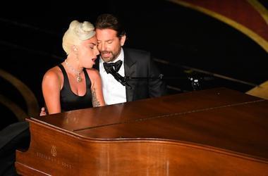 Lady Gaga, Bradley Cooper, Piano, Singing, Shallow, 91st Academy Awards