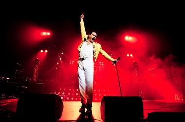 Patrick Myers, Freddie Mercury, Queen, Tribute Band, Killer Queen, Concert, 2019
