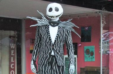 Jack Skellington, The Nightmare Before Christmas, Cosplay, Costume, 2019