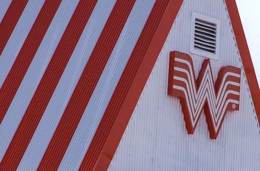 Whataburger, A-Frame, Sign, Logo, Restaurant, Corpus Christi