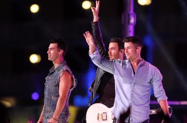 Jonas Brothers, Concert, The Boardwalk, Stone Pony, 2019