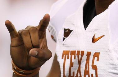 Texas Longhorns, Football, University of Texas, Hook em Horns