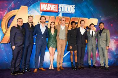Cast of Avengers: Infinty War
