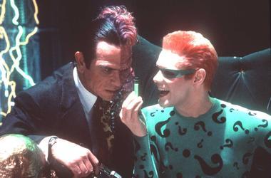 Tommy Lee Jones & Jim Carrey