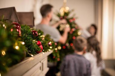 Christmas Decorations, Holidays, Home