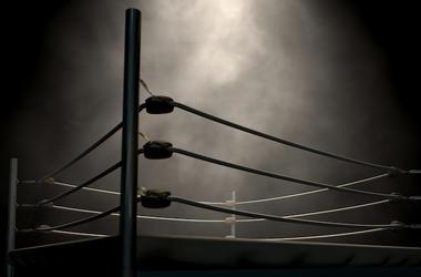 Wrestling Ring, Smoke