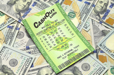 Lottery, Ticket, Cash
