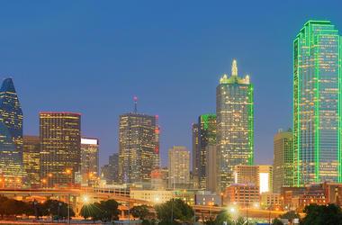 Downtown, Dallas, Skyline