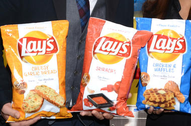 Lay's, Potato Chips, Bag