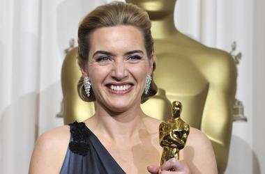 Kate Winslet, Academy Awards, Oscar, Smile, 2009