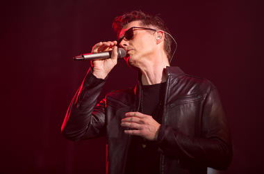 Morten Harket, A-ha, Live, Concert, Singing, Sunglasses, 2016