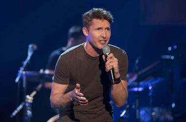 James Blunt, Performing, Graham Norton Show, 2017