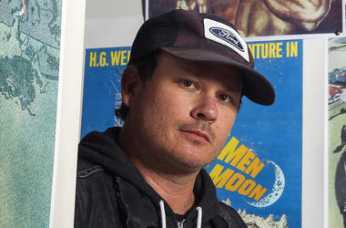 Tom DeLonge, Pose, Shop, To The Stars, Posters, Face, 2017
