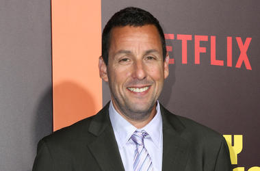 Adam Sandler, Red Carpet, Sandley Wexler, Premiere, Suit, Smile, 2017