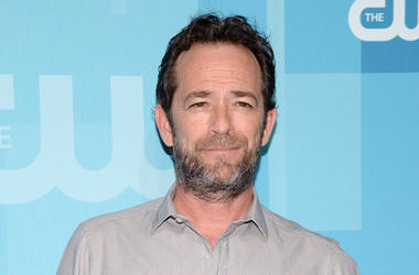 Luke Perry, Red Carpet, CW Upfront, 2017