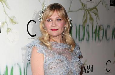 Kirsten Dunst, Red Carpet, Woodshock, Premiere, Los Angeles, 2017