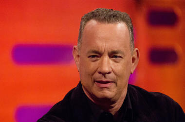 Tom Hanks, Graham Norton, Interview, 2018