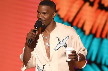 jamie foxx, all in the family, the jeffersons, live tv, abc
