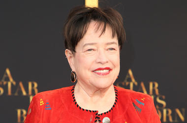 Kathy Bates, Red Carpet, A Star Is Born, 2018, Smile