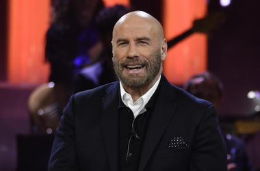 John Travolta, Bald, Talking, Sanremo Young, 2019