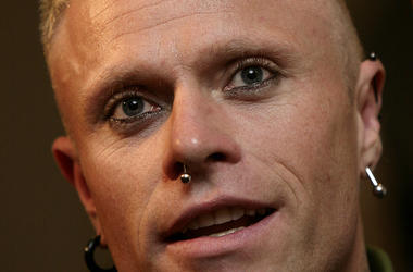 keith flint, the prodigy, singer,
