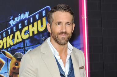 Ryan Reynolds, Red Carpet, Detective Pikachu, Premiere, 2019