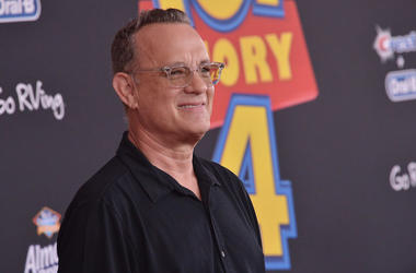 Tom Hanks, Red Carpet, Toy Story 4, Premiere, Glasses, Smiling, Hollywood, 2019