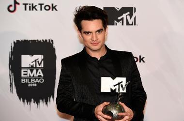 Brendon Urie, MTV EMA's