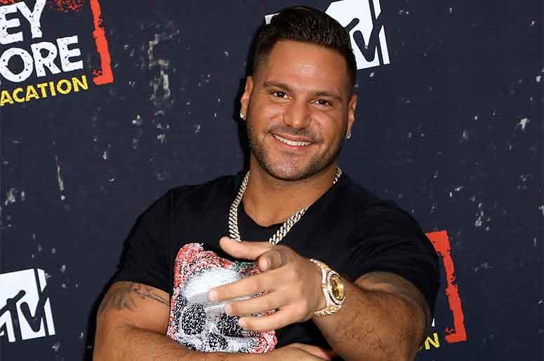 Jersey Shore Ronnie