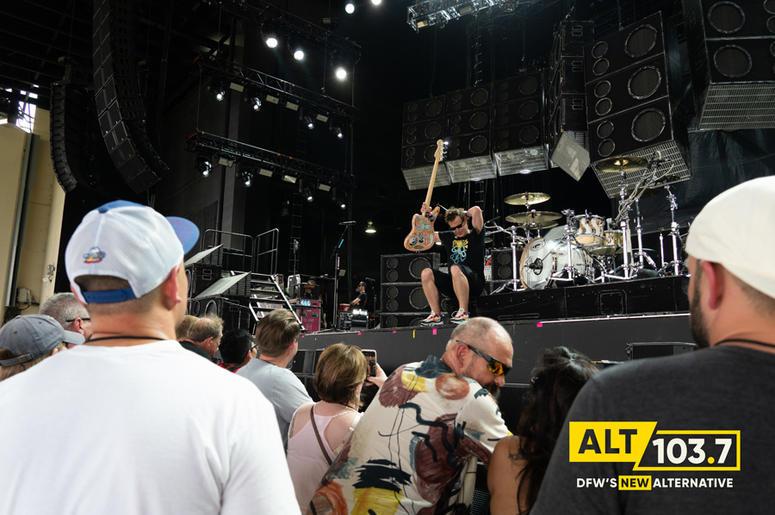 Blink-182 At Dos Equis Pavilion