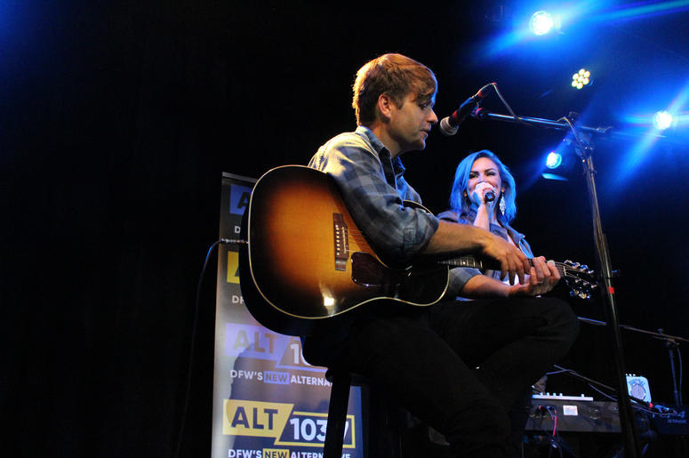 Death Cab For Cutie At ALT 103.7
