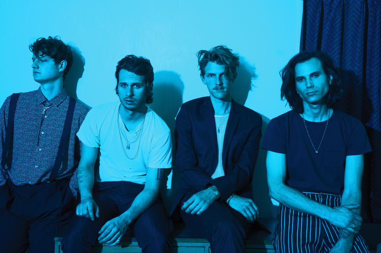 Foster the People Band Photo