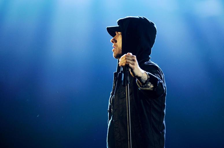 Unheard Eminem freestyling audio surfaces | ALT 103 7