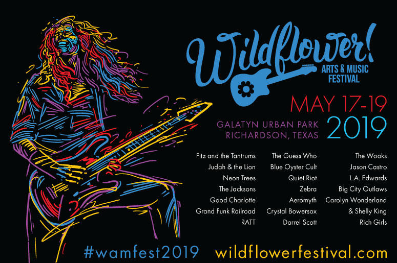 Richardson Wildflower Festival