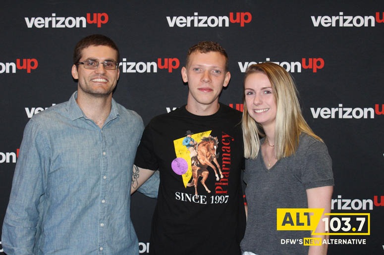 Matt Maeson Meet And Greet In The Verizon Artist Lounge