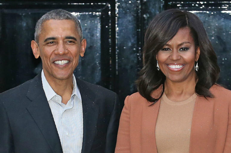 Obama,Michelle,Barack,FLOTUS,POTUS,Netflix,Production,Deal,On Camera,Producing,Content,Original,Movies,TV,Documentary,ALT 103.7