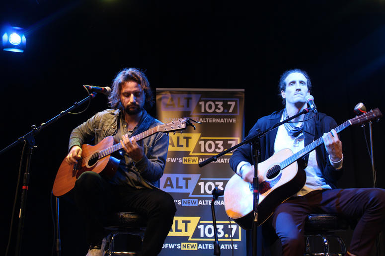 The Revivalists Live At The Verizon Artist Lounge