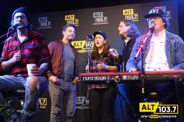 The Strumbellas Live At The Verizon Artist Lounge