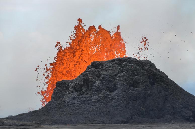 Kilaeua Eruption