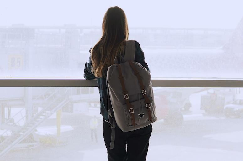 6941698f6a3 The First Fashion Trend Of 2019 Is Human-Sized Backpacks