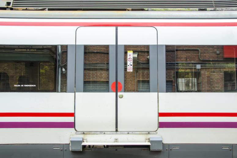 Train, Door, Subway