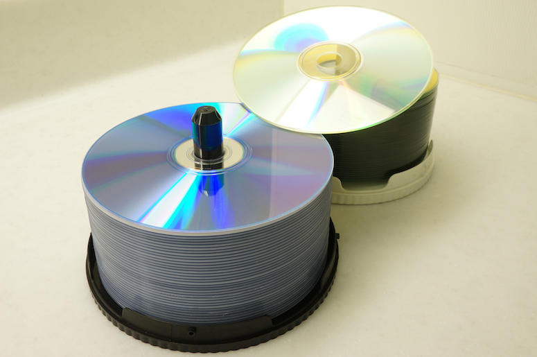 CDs, Compact Discs