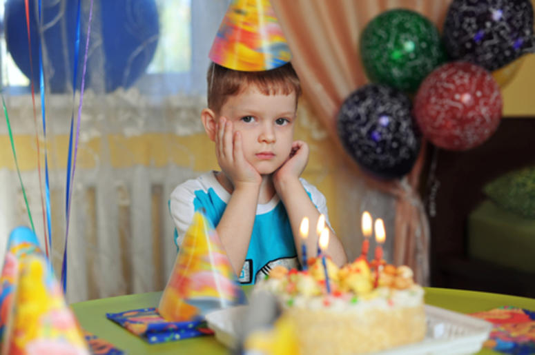 No One Showed Up To 6 Year Olds Birthday Party
