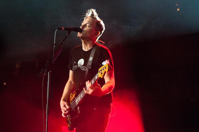 Mark Hoppus, Blink-182, Bass, Concert
