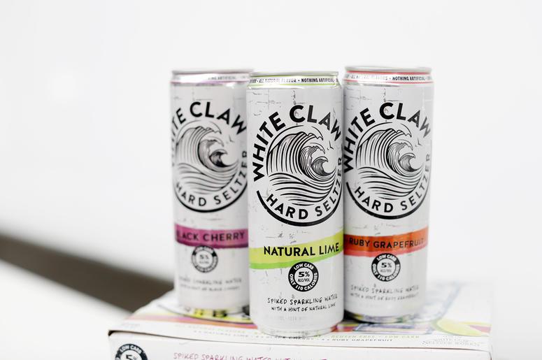 White Claw Hard Seltzer